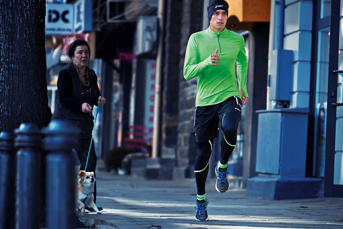 How to not get out of breath when running