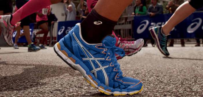 """Running shoes explained: what does """"heel drop"""" mean?"""