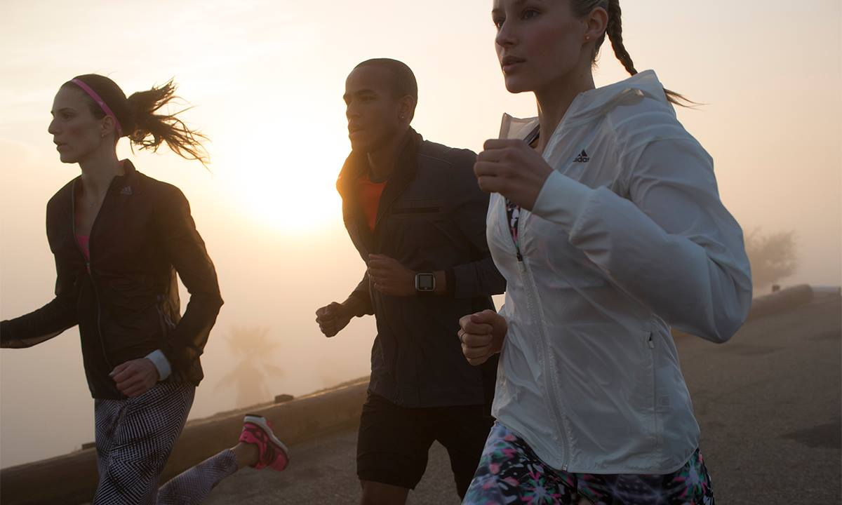 Is running straight after waking up healthy?