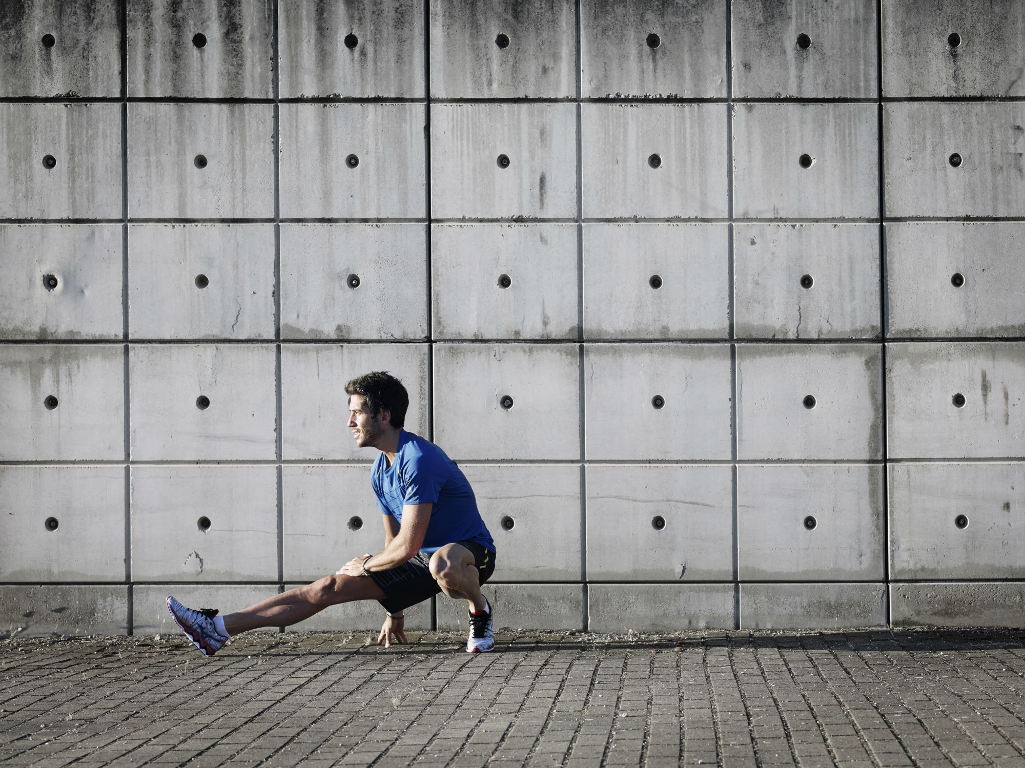 How should I start exercising again after an injury?