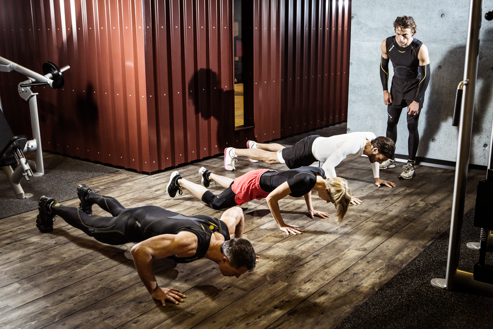 WITH THESE FITNESS TRENDS YOU CAN SUCCESSFULLY REACH YOUR GOAL