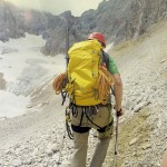 BETTER CONTROL WITH JACK WOLFSKIN'S EDS SYSTEM FOR RUCKSACKS