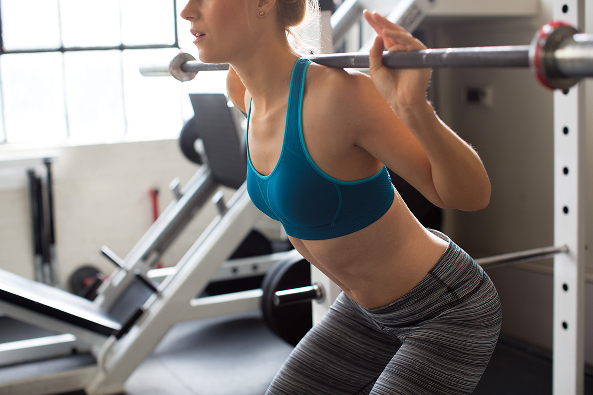 Why women should also pump in the gym