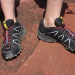 TESTING THE SALOMON SPEEDCROSS 3 MEN'S RUNNING SHOES