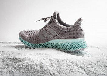 THE FIRST RECYCLABLE SHOES BY ADIDAS