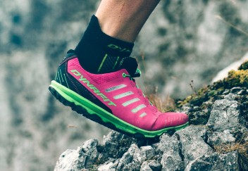 TRAIL RUNNING SHOE FOR PROS: THE DYNAFIT FELINE VERTICAL PRO
