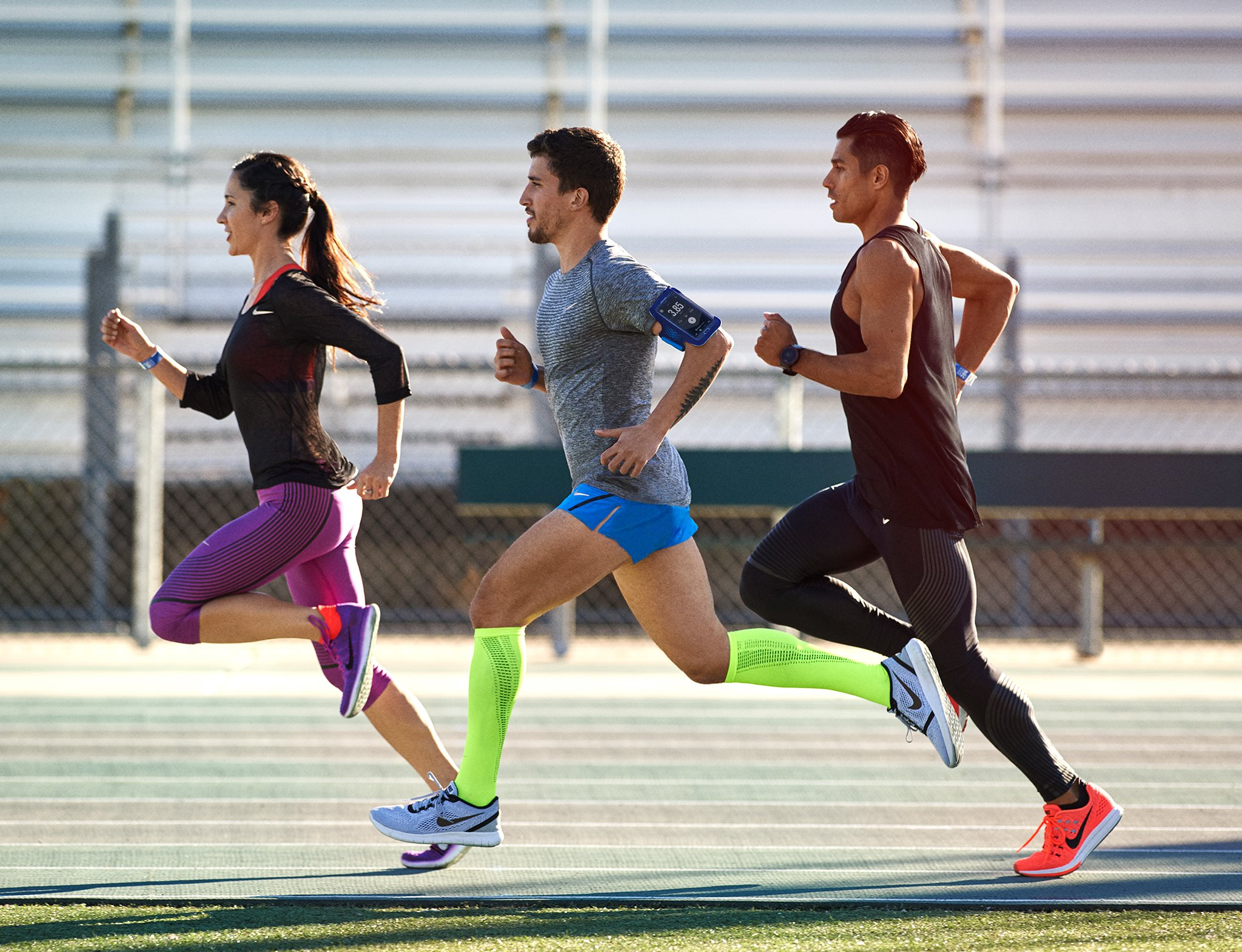THE BENEFITS OF RUNNING GROUPS