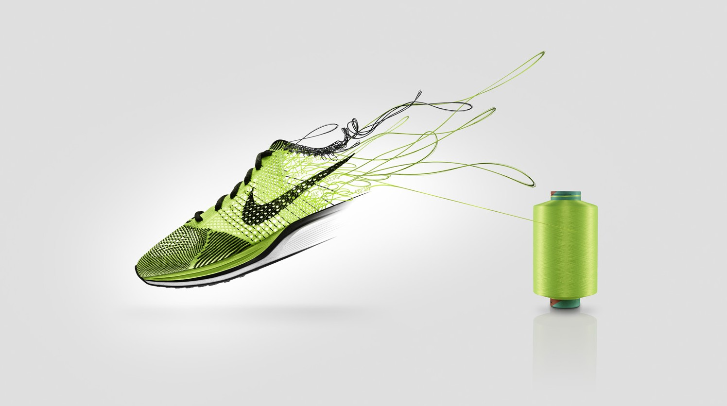 THIS IS NIKE FLYKNIT TECHNOLOGY