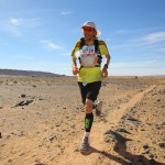 THE HARDEST MARATHON THROUGH THE DESERT