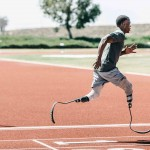 MISSING LEGS ARE NO EXCUSE FOR BLAKE LEEPER
