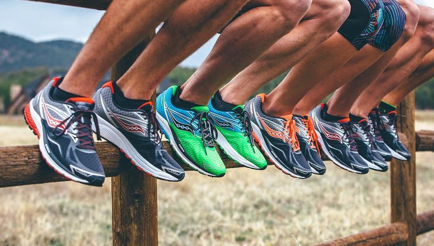 SAUCONY'S SHOE ROTATION – MORE IS BETTER