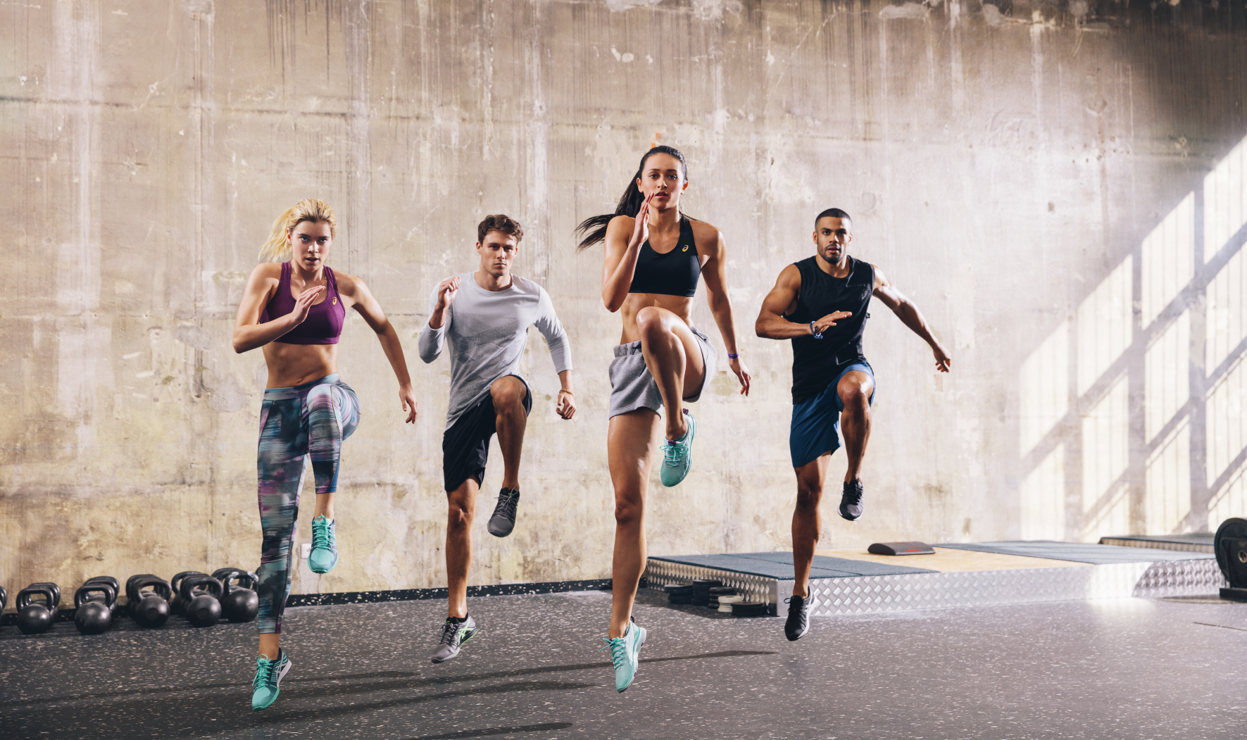 3 EASY WAYS TO GET FIT
