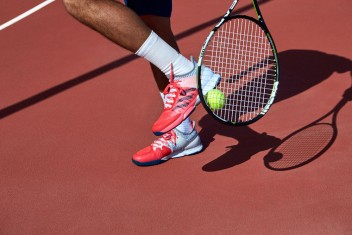 THE NEW ADIZERO UBERSONIC 2 TENNIS SHOE