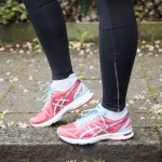 TESTING THE ASICS GEL-DS TRAINER 21