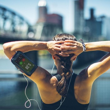 TURN UP THE BEAT: OUR PROS' FAVOURITE WORKOUT SONGS