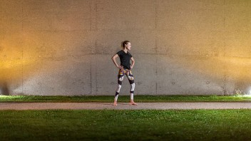 TESTING THE ADIDAS TRAINING OUTFIT WITH A WOW-EFFECT