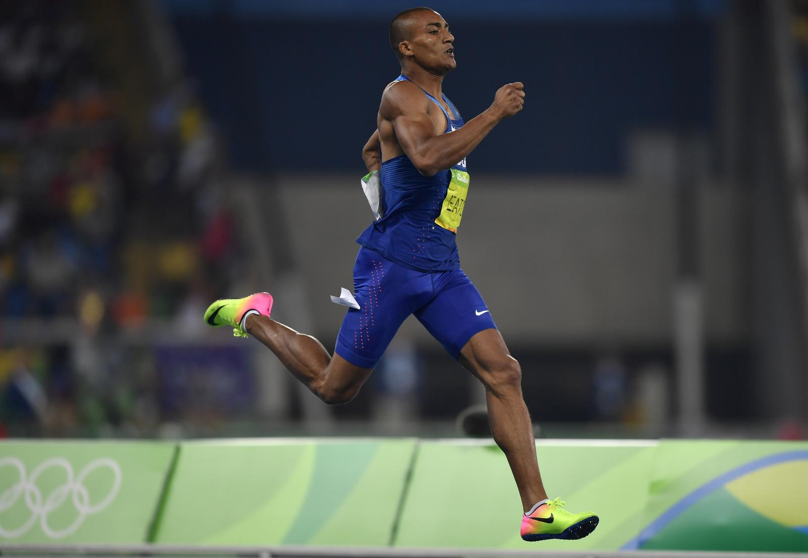 DECATHLON GOLD WITH NIKE INNOVATIONS