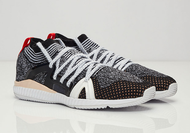 THE CRAZY BOUNCE TRAINER BY STELLA MCCARTNEY X ADIDAS