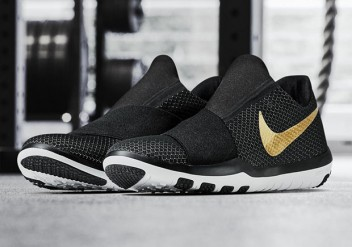 THE NIKE FREE CONNECT GOLD IS HERE