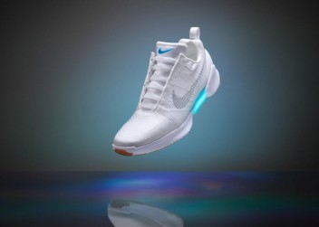 A PEEK INTO THE FUTURE WITH NIKE HYPERADAPT 1.0