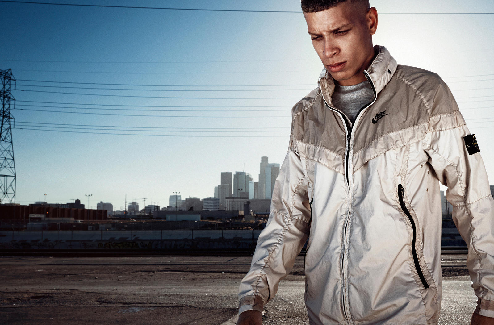 NIKELAB X STONE ISLAND BRINGS THE WINDRUNNER BACK TO LIFE