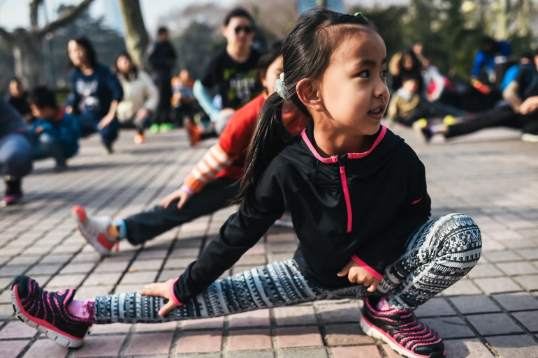 NIKE HELPS 12 MILLION CHILDREN GET ACTIVE