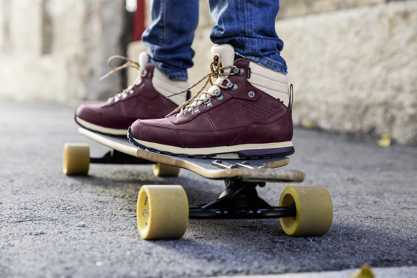 DACHSTEIN – A SHOE FROM THE HEART OF THE ALPS