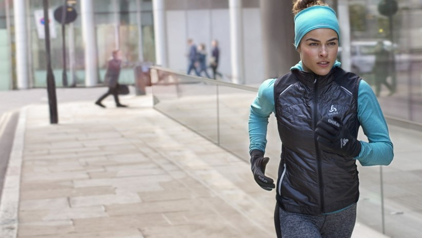 PERFECT FOR THE SEASON - WOMEN'S RUNNING OUTFIT FROM ODLO
