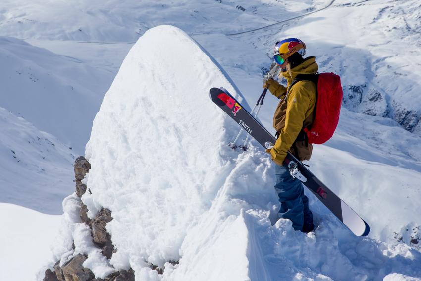 THE STEEP SERIES FROM THE NORTH FACE