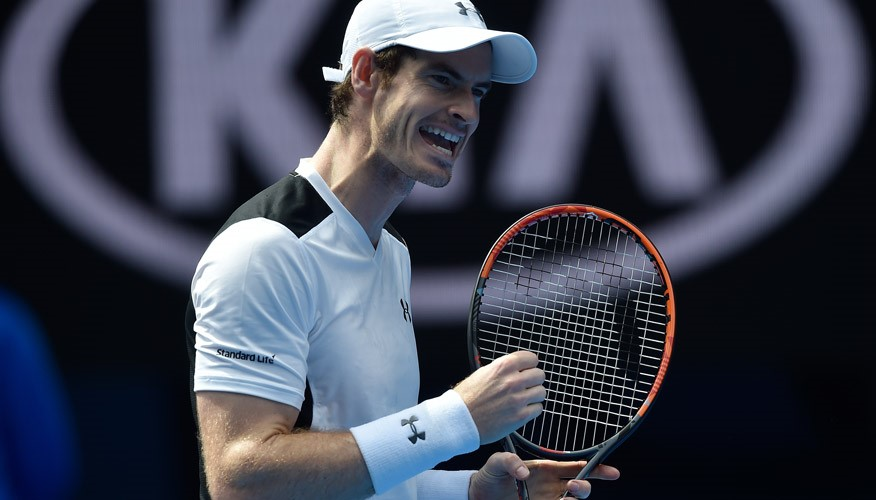 """""""DREAM COME TRUE"""": ANDY MURRAY IS THE TENNIS WORLD NR. 1"""