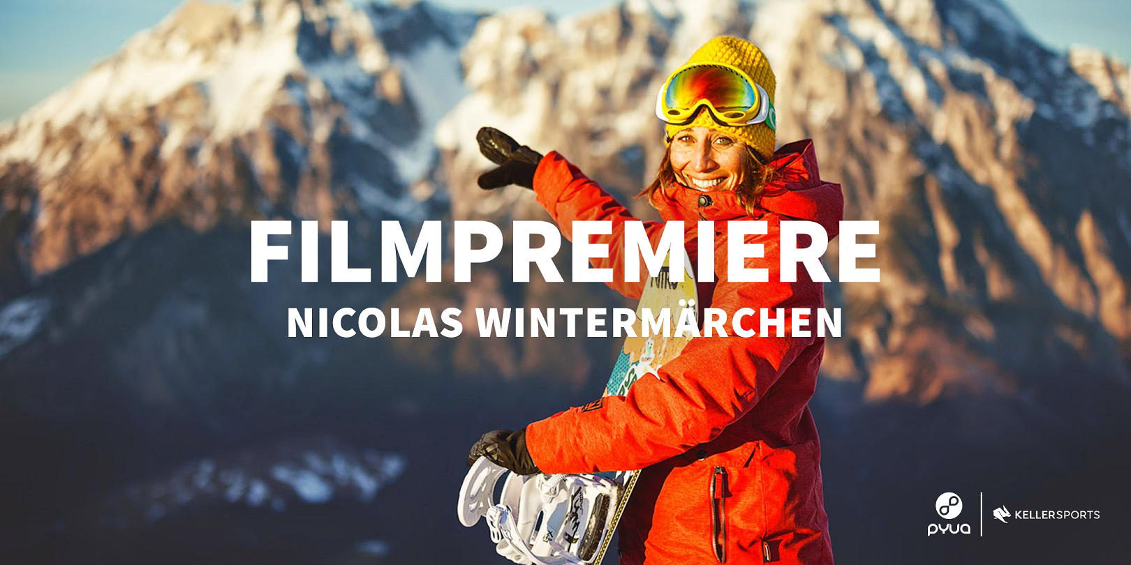 "FILM PREVIEW AT THE KELLER SPORTS STORE: ""NICOLA'S WINTERMÄRCHEN"""