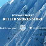 FROM MONDAY AT THE KELLER SPORT STORE - PEAK PERFORMANCE AND BLACK CROWS