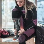 STRONG FEET IN WINTER WITH FUNCTIONAL SKI SOCKS FROM X-BIONIC