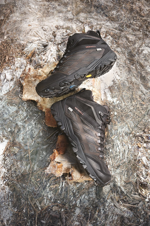 MERRELL MOAB ICE THERMO - OUTDOOR SHOES FOR WINTER