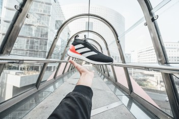 ADIDAS PRESENTS ACE 16+ ULTRA BOOST RED LIMIT
