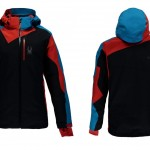 THE SPYDER VYPER SKI JACKET COMBINES TECHNOLOGY WITH FUNCTIONALITY AND DESIGN