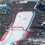ALL SET FOR THE HAHNENKAMM RACE