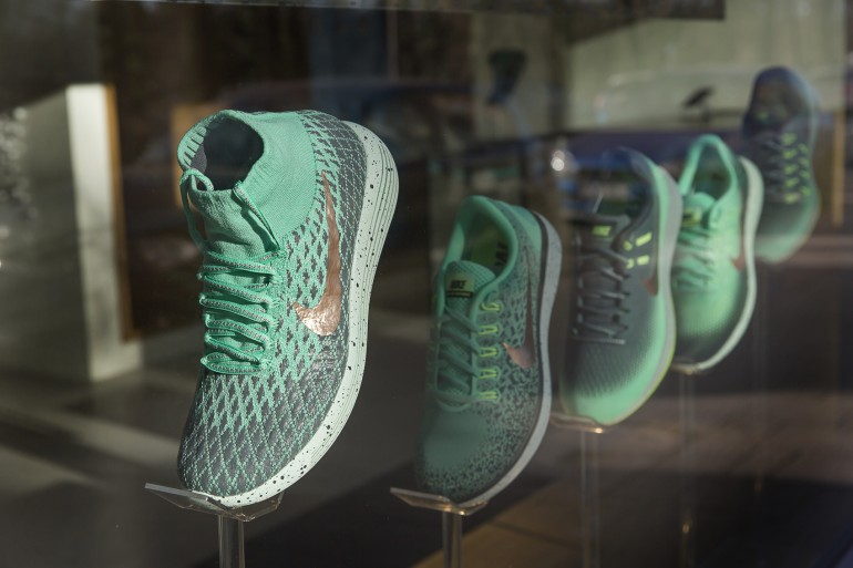 NIKE SHIELD RUNNING SHOES FOR EVERY KIND OF WEATHER
