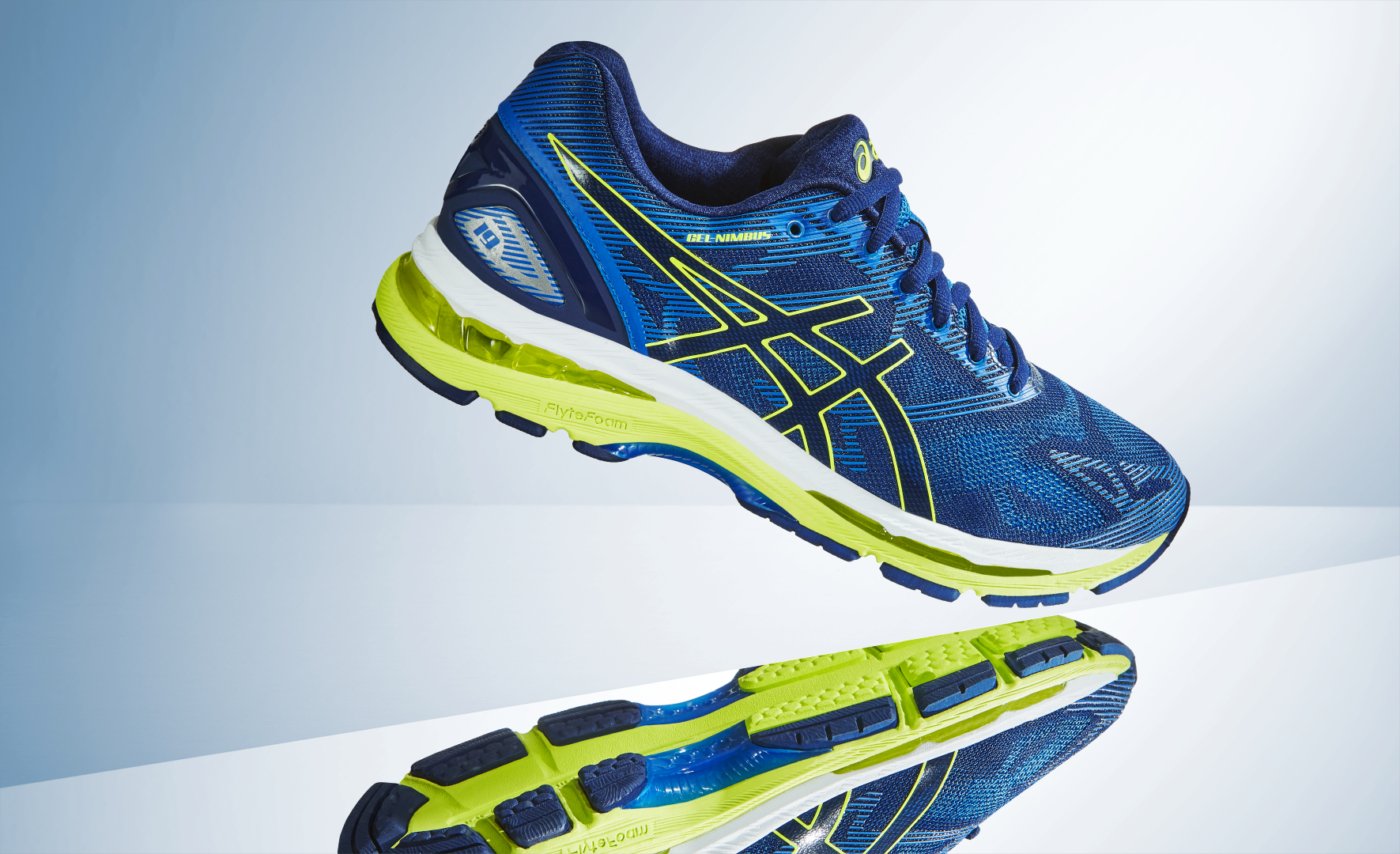 EVEN SOFTER AND EVEN LIGHTER: THE ASICS NIMBUS 19