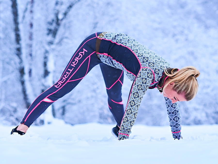 A WORKOUT FOR YOUR OUTDOOR WINTER TRAINING