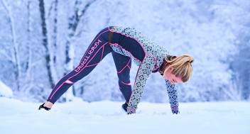 WINTER TRAINING TO GET RID OF YOUR CHRISTMAS BELLY