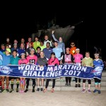 WORLD MARATHON CHALLENGE 2017 - A RATHER DIFFERENT RUNNING EVENT