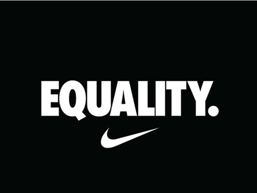 NIKE STANDS FOR EQUAL RIGHTS