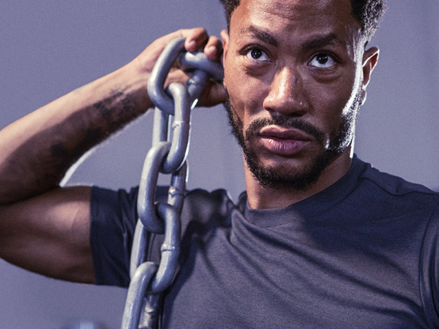 PROFESSIONAL TRAINING TIPS FROM DERRICK ROSE