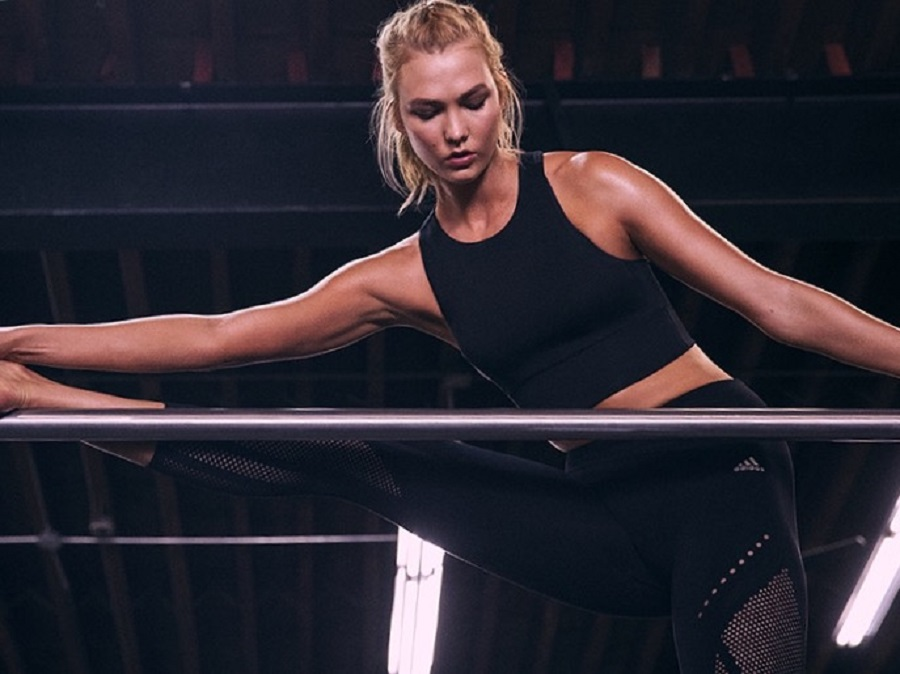 Variety And Creativity New Training Challenges With Karlie Kloss