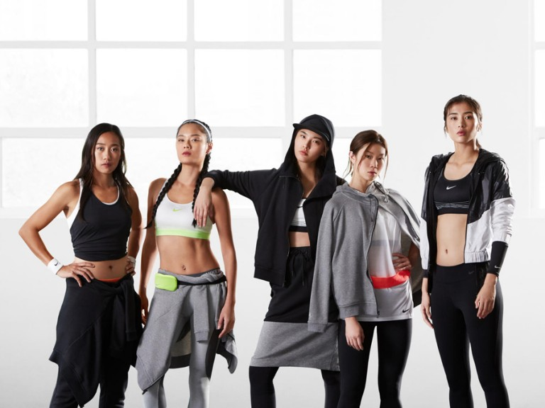 NIKE PRESENTS THE LI NA COLLECTION IN CHINA Keller Sports