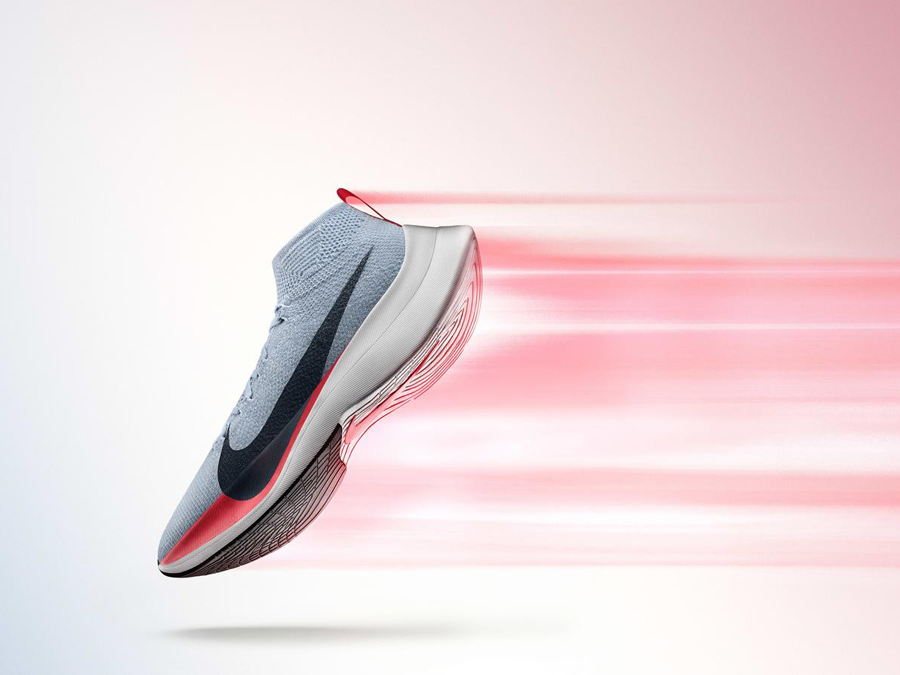 """NIKE ZOOM VAPORFLY ELITE REDEFINES SPEED ON THE STREET"