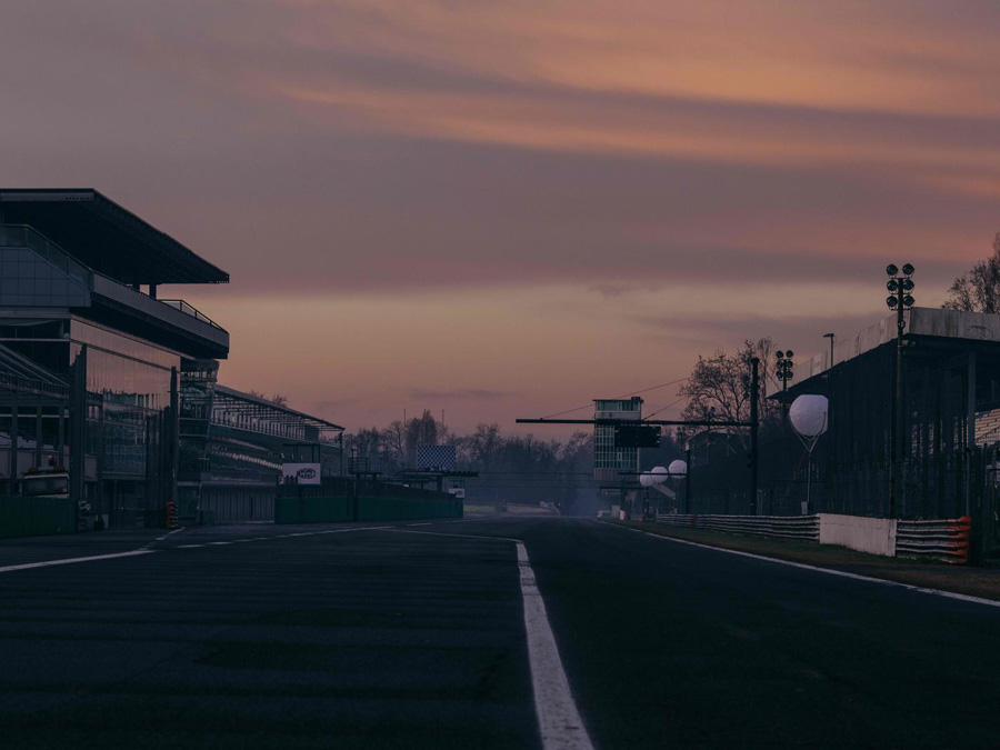 "THE ROUTE FOR NIKE'S ""BREAKING2"" PROJECT - WHY MONZA?"