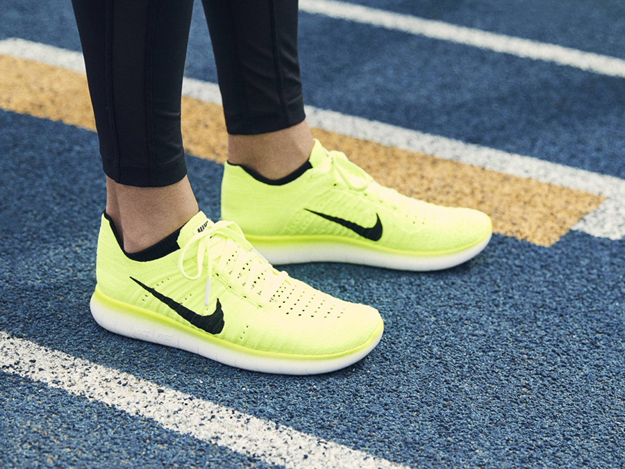 NOW AVAILABLE AT KELLER SPORTS: THE NEW NIKE FREE RN FLYKNIT 2017