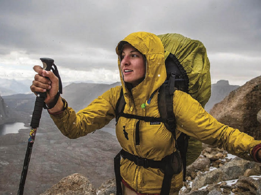 PATAGONIA TORRENTSHELL - RAINPROOF WITH 100% RECYCLED NYLON